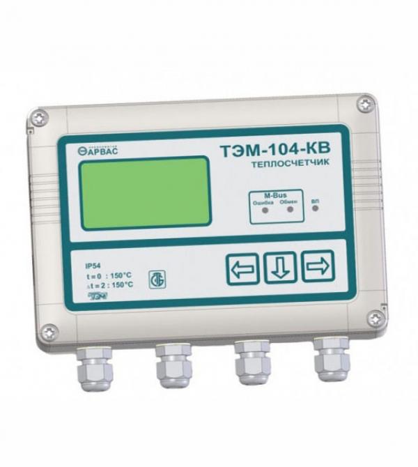 Теплосчётчик ТЭМ-104-КВ